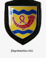 Jaeger Battalion 652, German Army.png