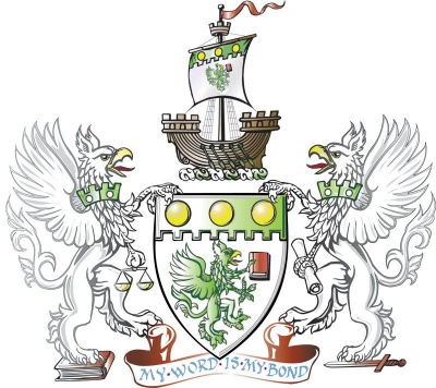 Arms of Chartered Institute for Securities and Investment