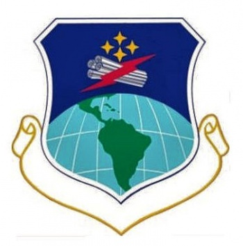 Coat of arms (crest) of the 830th Air Division, US Air Force