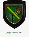 Jaeger Battalion 542, German Army.png