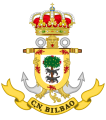 Naval Command of Bilbao, Spanish Navy.png