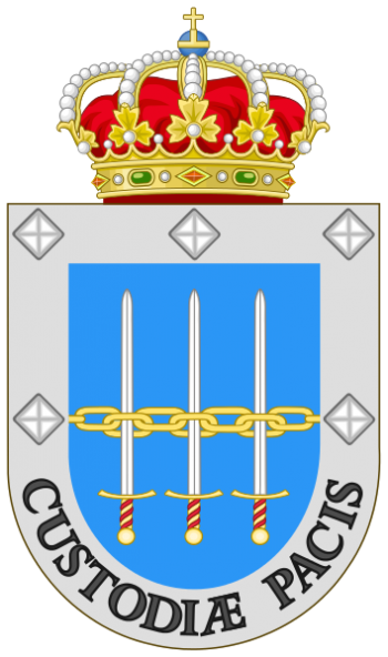Coat of arms (crest) of the Spanish Armed Forces Operations Command, Spain