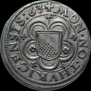 Coin of Zürich