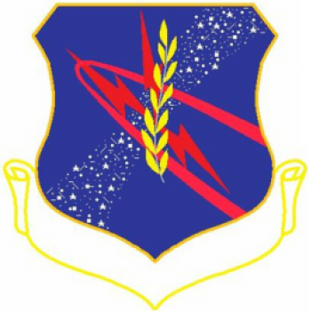 Coat of arms (crest) of the 4000th Support Group, US Air Force