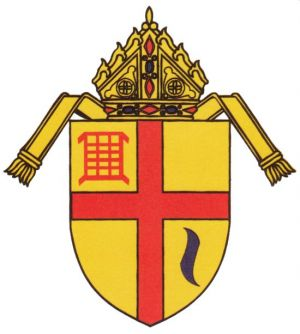 Arms (crest) of Diocese of Amarillo