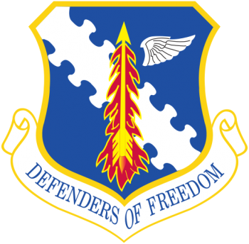 Coat of arms (crest) of the 182nd Airlift Wing, Illinois Air National Guard