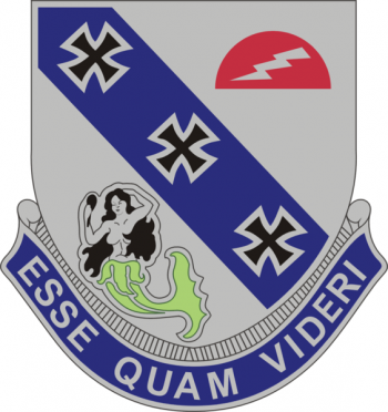 Arms of 309th (Infantry) Regiment, US Army