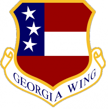 Coat of arms (crest) of the Georgia Wing, Civil Air Patrol