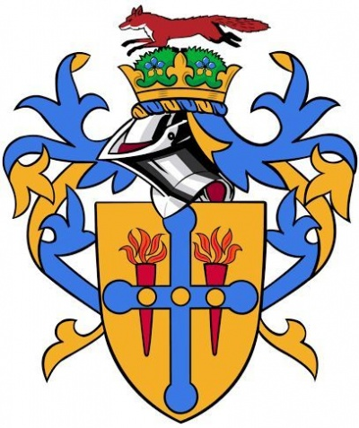 Arms of Leicester Grammar School Trust