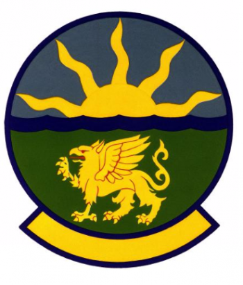 Coat of arms (crest) of the 40th Mobile Aerial Port Squadron, US Air Force