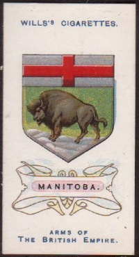 Arms of Manitoba