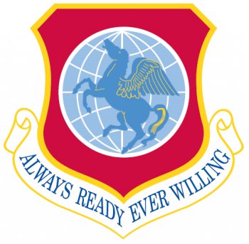 Coat of arms (crest) of the 139th Airlift Wing, Missouri Air National Guard