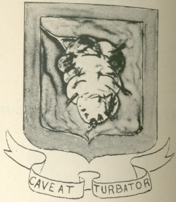Coat of arms (crest) of the 3rd Service Group, USAAF