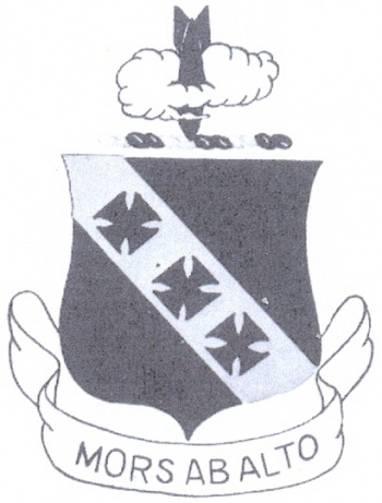 Arms of 7th Bombardment Wing, US Air Force