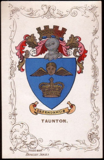 Arms of Taunton