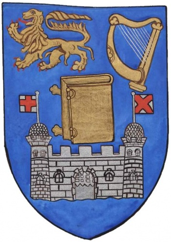 Arms of Trinity College (Dublin)