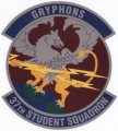 37th Student Squadron, US Air Force.png