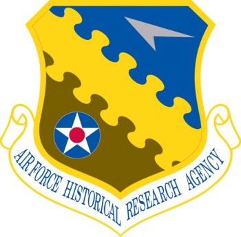 Coat of arms (crest) of the Air Force Historial Research Agency, US Air Force