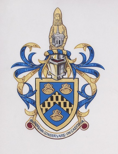 Arms of Monumental Brass Society