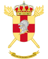 Logistics Centers Command, Spanish Army.png