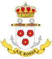 Naval Assistantship Rosas, Spanish Navy.png