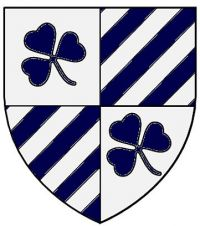 Arms of Keenan Hall, University of Notre Dame