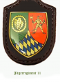 Jaeger Regiment 11, German Army.png