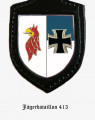 Jaeger Battalion 413, German Army.png