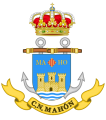 Naval Command of Mahón, Spanish Navy.png
