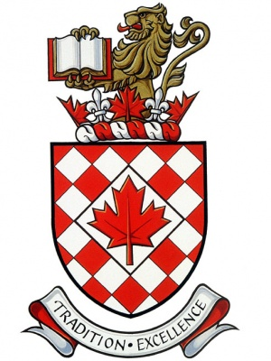 Coat of arms (crest) of Canada School of Public Service