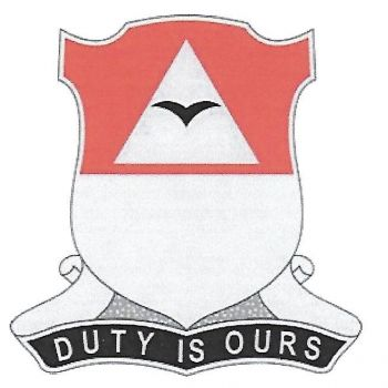 Arms of 890th Engineer Battalion, Missisippi Army National Guard