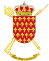 Discontinuous Base Services Unit General Cavalcanti, Spanish Army.png