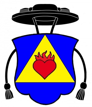 Arms of Parish of Lnáře