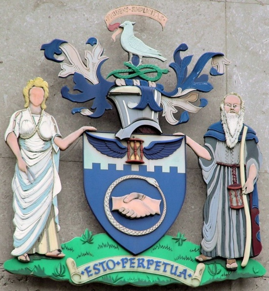 Arms of Norwich Union Life Insurance Society
