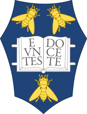 Arms of Pontifical Urban University