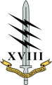 18 (UK Special Forces) Signal Regiment, British Army.png