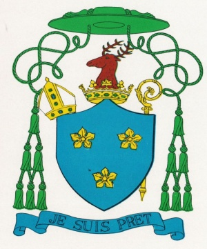 Arms of William Fraser