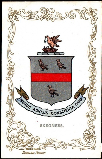 Arms of Skegness