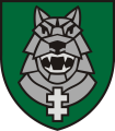 Iron Wolf Mechanized Infantry Brigade, Lithuanian Army.png