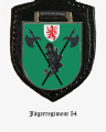 Jaeger Regiment 54, German Army.png