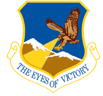 Coat of arms (crest) of the 152nd Airlift Wing, Nevada Air National Guard