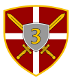 3rd Land Forces Brigade, Serbian Army.png