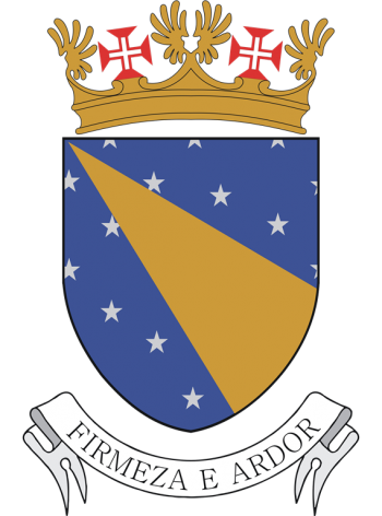 Coat of arms (crest) of the Air Command, Portuguese Air Force