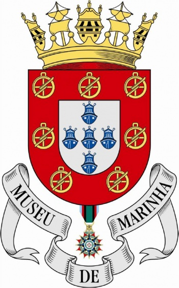 Arms of Naval Museum, Portuguese Navy