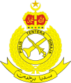 Royal Military Police, Malaysian Army.png
