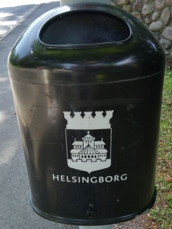 Arms (crest) of Helsingborg