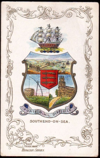 Arms of Southend-on-Sea