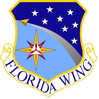 Coat of arms (crest) of the Florida Wing, Civil Air Patrol