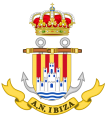 Naval Assistantship Ibiza, Spanish Navy.png