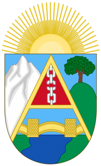 Coat of arms (crest) of the Regional Defence Council of Aragón